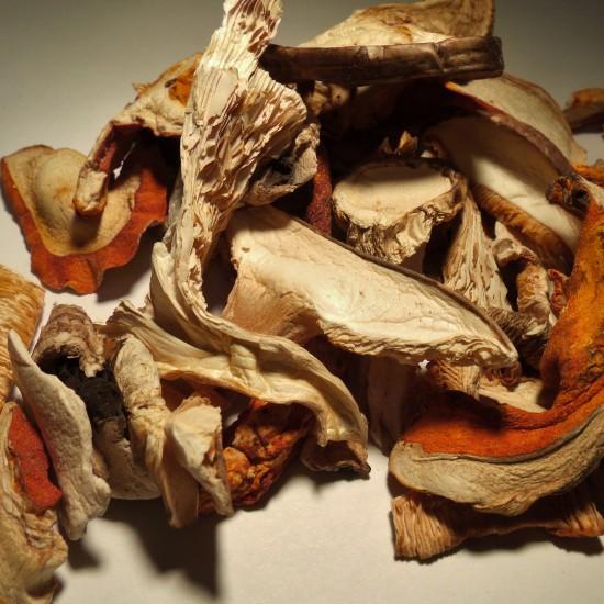 Garniture forestière - Mélange de champignons...