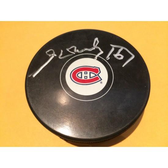 Henri Richard rondelle signée (SFC10370)