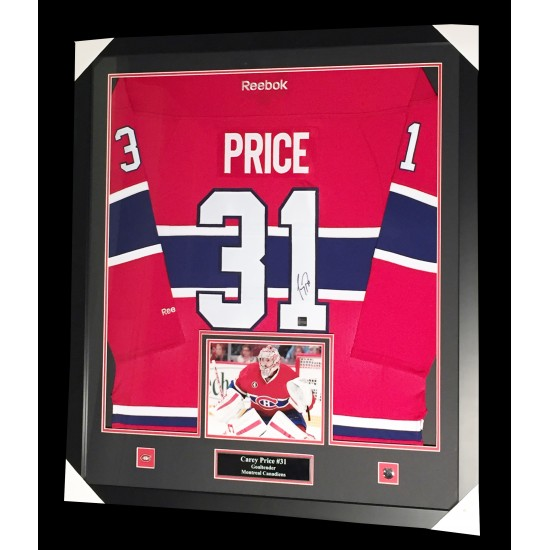 Carey Price Official license Reebok chandail...