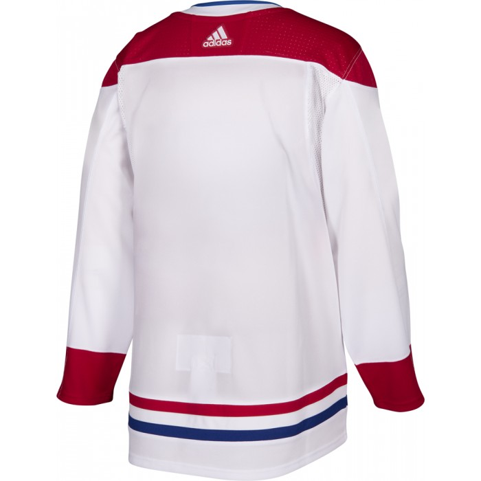 Chandail Officiel LNH ADIDAS ADIZERO: Canadiens de Montréal (Visiteur)
