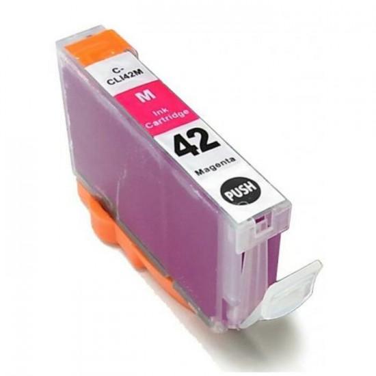 Cartouche à jet d'encre Canon CLI-42 compatible...