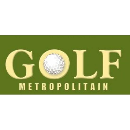 Droit de jeu au Golf Metropolitain