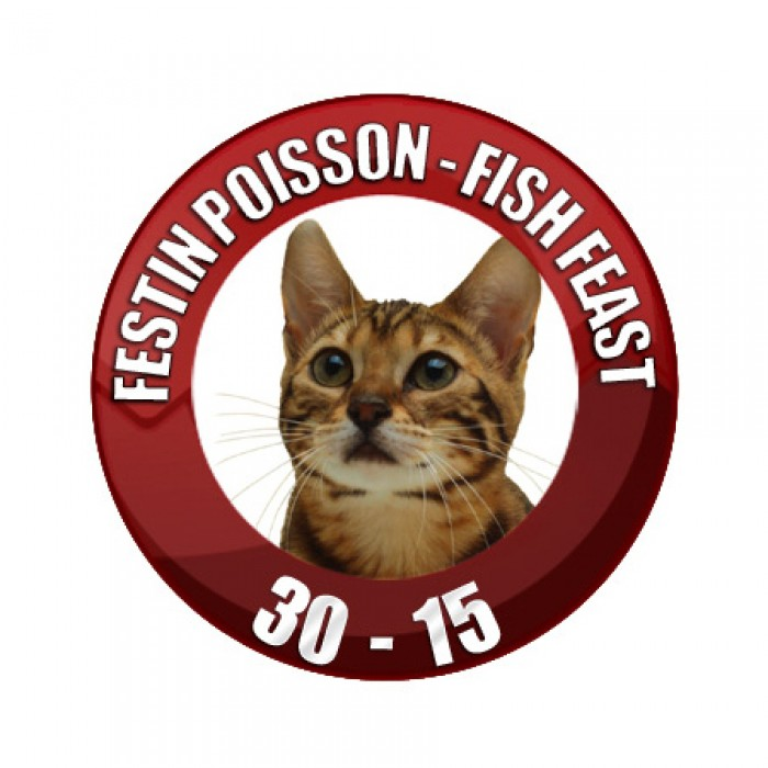 Distribution jeli festin poisson for Distribution nourriture poisson