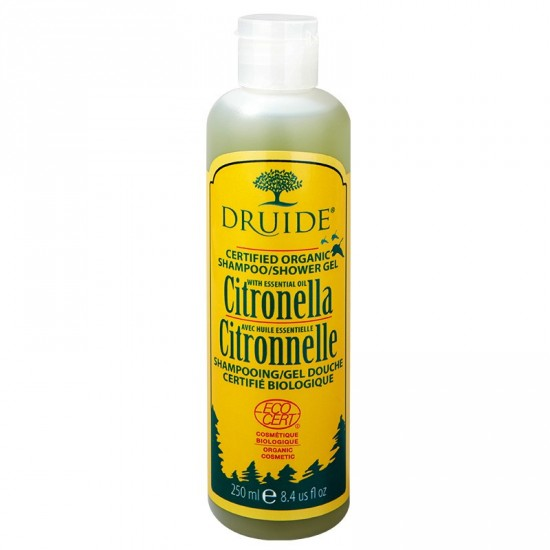 Gel Douche Citronnelle
