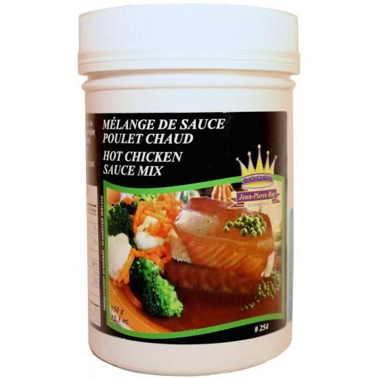 Mélange Sauce Poulet Chaud 350g