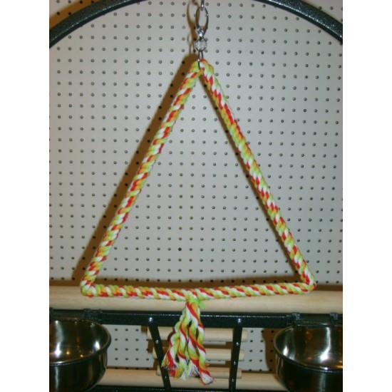 Triangle vert – 7$