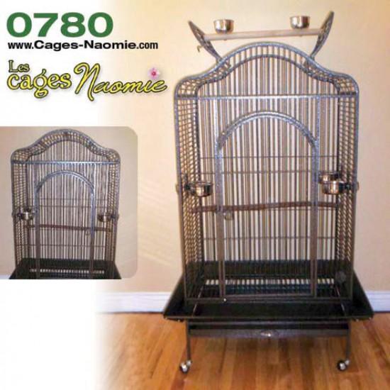 0780 – Grande Cage Toit Ouvrant