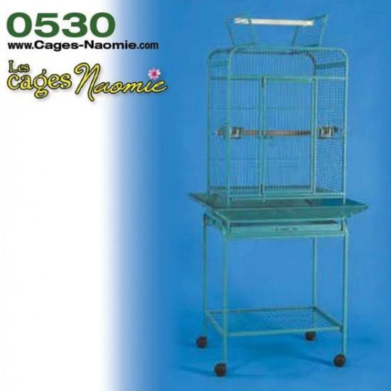 0530 – Petite Cage Toit Ouvrant