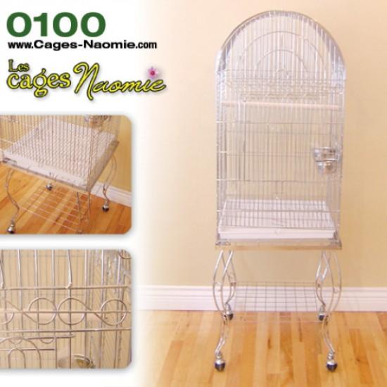 0100 – Petite Cage dome
