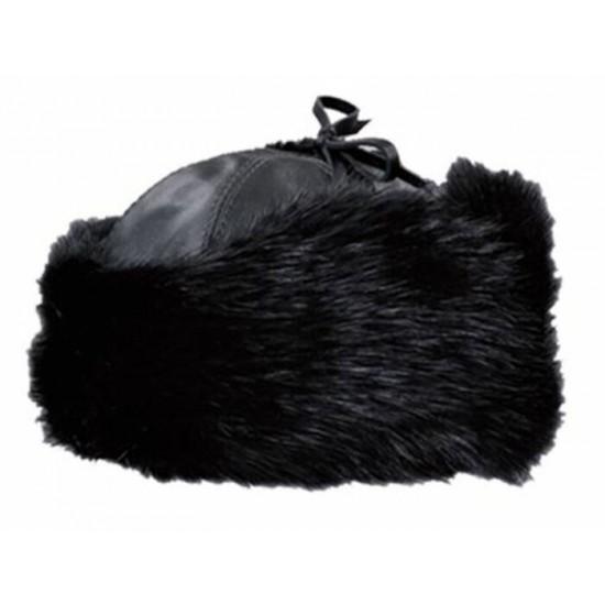 Bilodeau - Chapeau GRC, castor noir