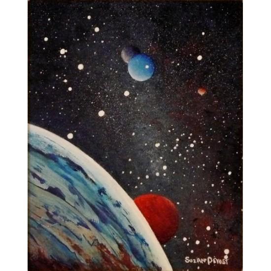Quelque part dans l'univers