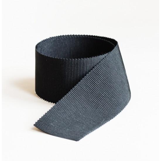 Ruban à finition des chapeaux en fourrure 2 po