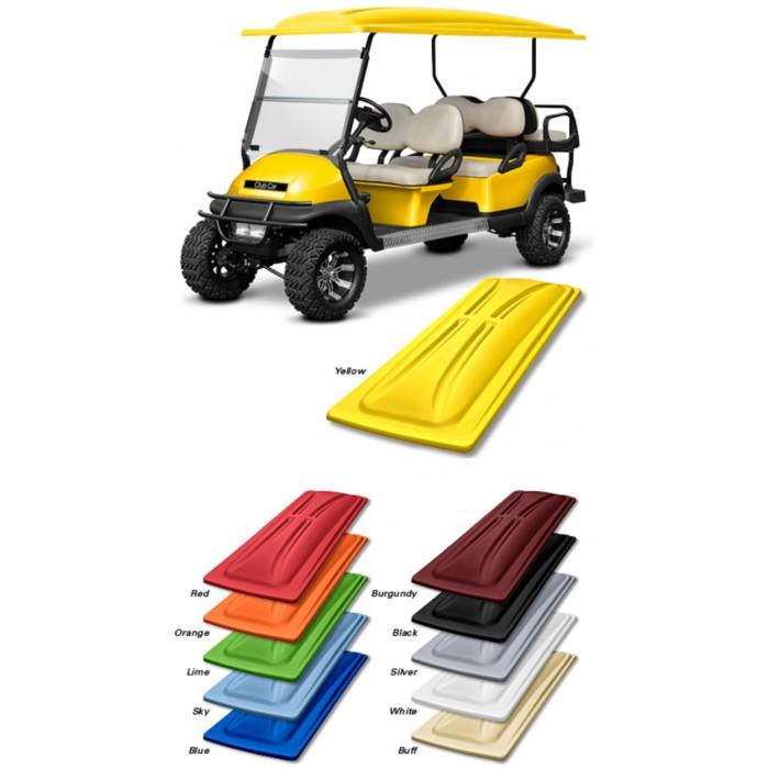 toit noir 120 39 39 pour voiturette de golf limousine. Black Bedroom Furniture Sets. Home Design Ideas