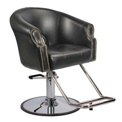 chaise hydraulique de coiffure modern age plateau mobilier. Black Bedroom Furniture Sets. Home Design Ideas