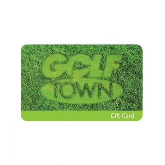 Carte cadeau Golf Town de 50 $