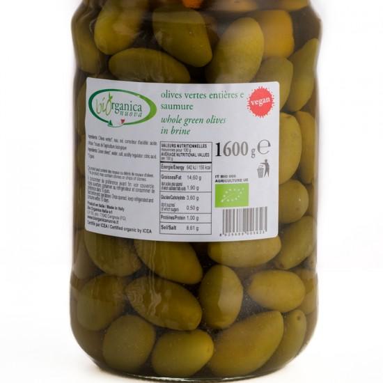 Olives Bio Cerignola