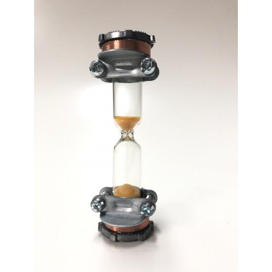 Sablier Steampunk / Industriel Copper