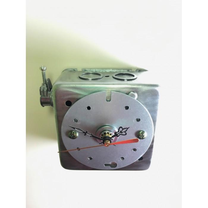 Horloge murale/bureau industrielle