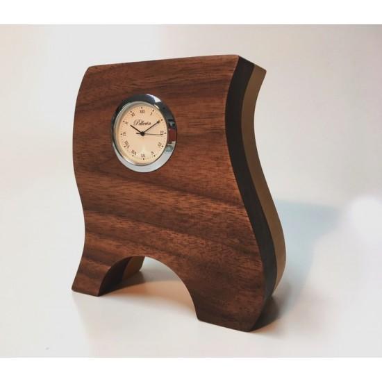Horloge en bois 4 pouces
