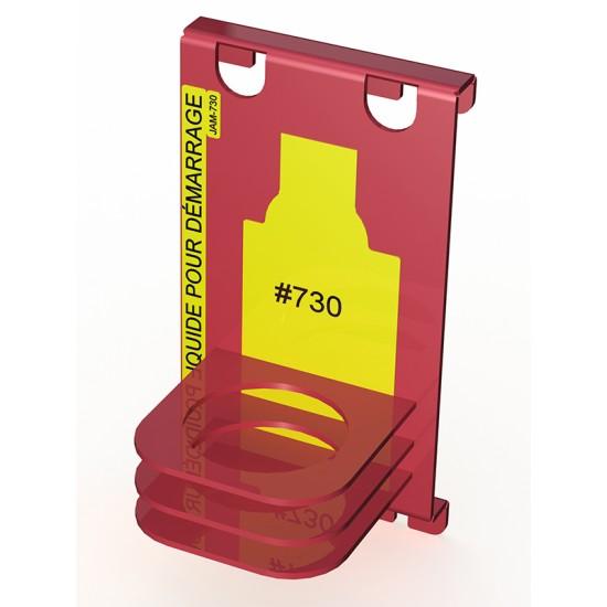 Support pour liquide de démarrage Kleen-Flo #730