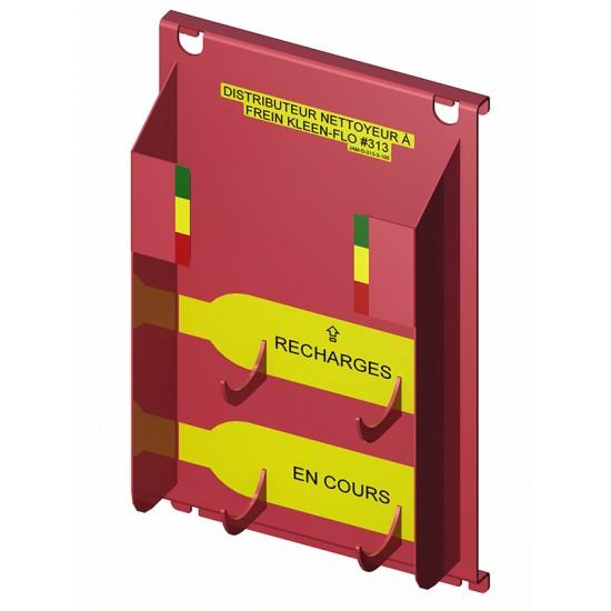 Distributeur (3+1) pour nettoyeur à frein en...