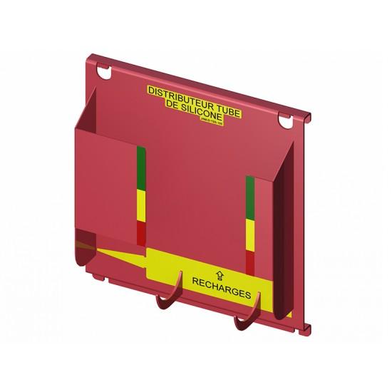 Distributeur pour tubes de silicone (5)