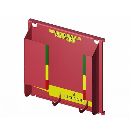 Distributeur pour tubes de silicone (6)