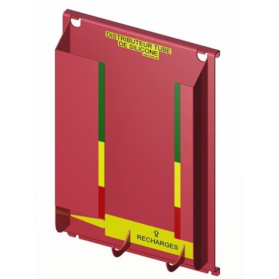 Distributeur pour tubes de silicone (9)