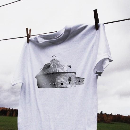 GRANGE RONDE Tshirt serigraphié