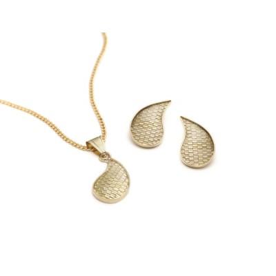 MISSODEY Baobab Boucle d'oreilles et pendentif