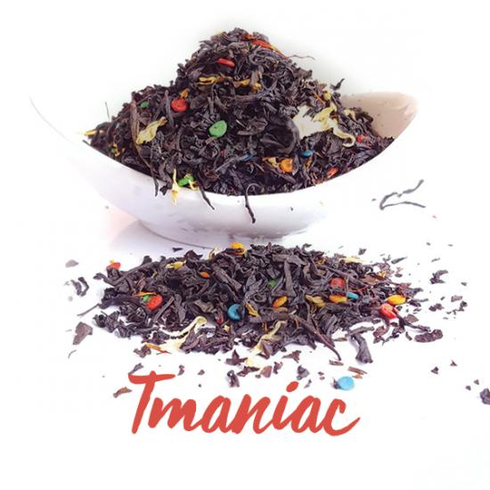 Thé Noir TMANIAC 500GR