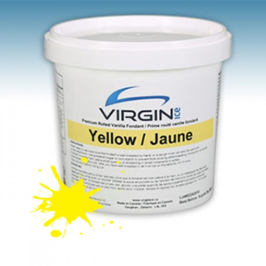 Virgin ice 2 lbs jaune