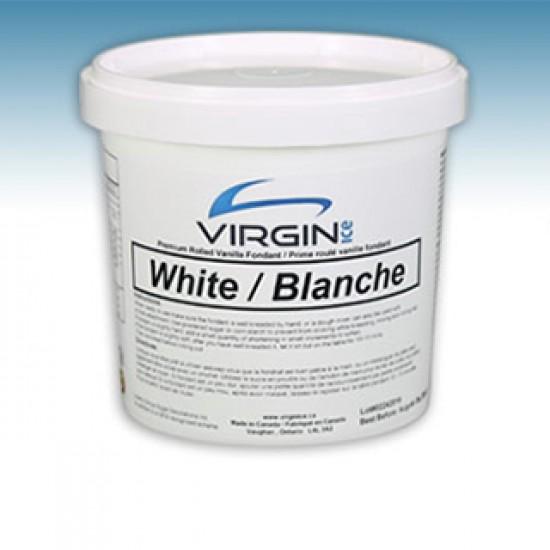 Fondant Virgin ice blanc 2 lbs
