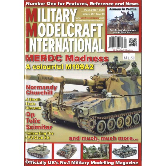 SCALE MILITARY MODELCRAFT INTERNATIONAL