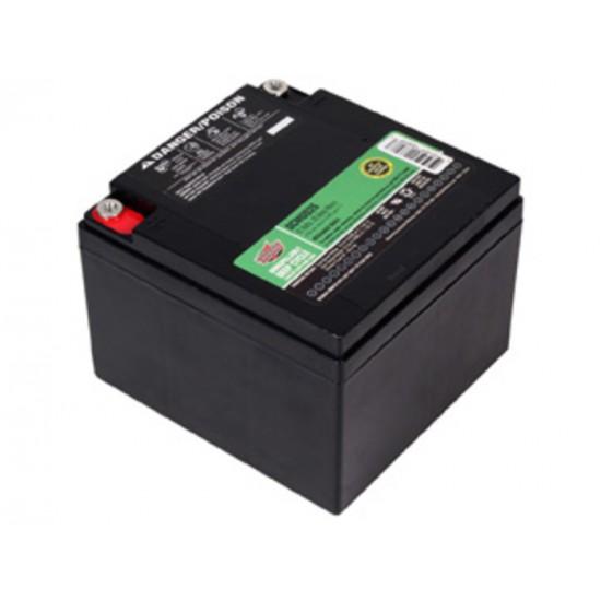 Batteries 26ah