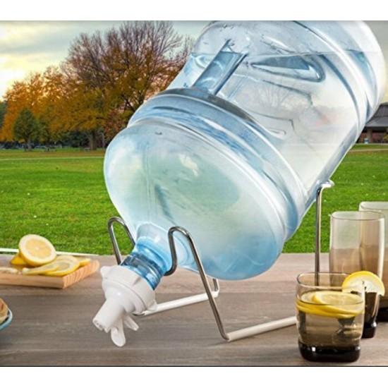 Bec Verseur et support pour bouteilles (modèle à...
