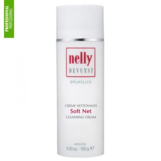 Soft Net Crème Nettoyante      Nelly De Vuyst