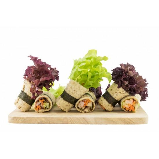 Boîte à lunch junior, wrap à la dinde