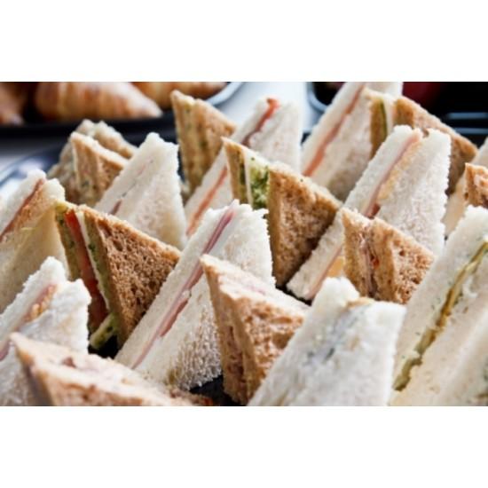 Boite à lunch junior : Sandwich 4 pointes