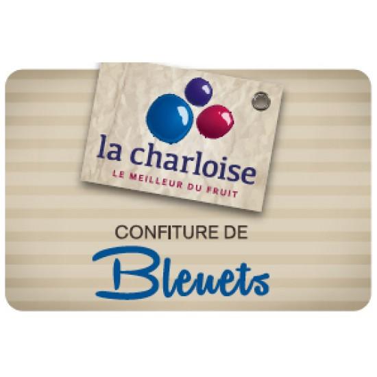 CONFITURE DE BLEUETS
