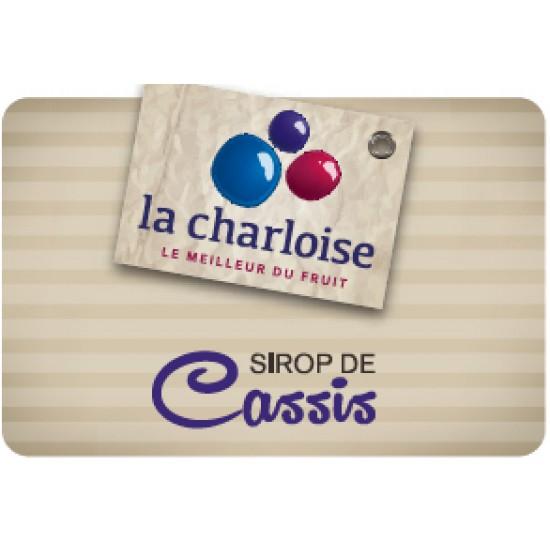 SIROP DE CASSIS