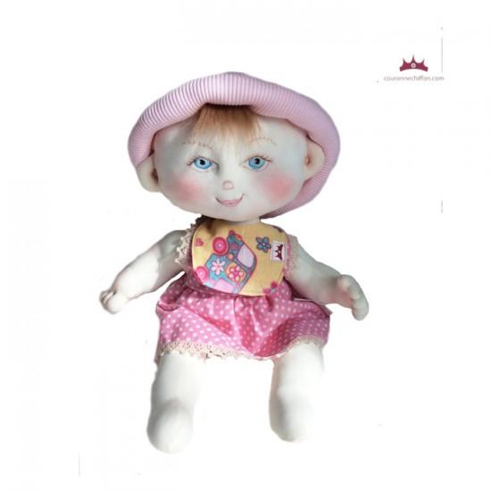 poupée bébé fille