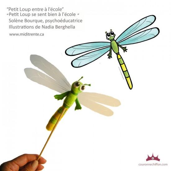 Marionnette de Loula
