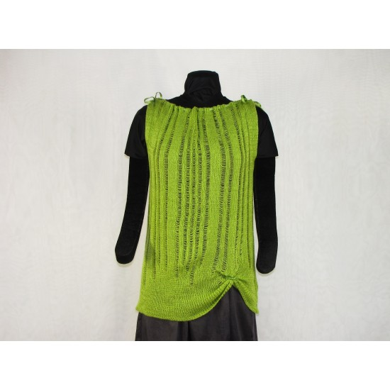 camisole chartreuse