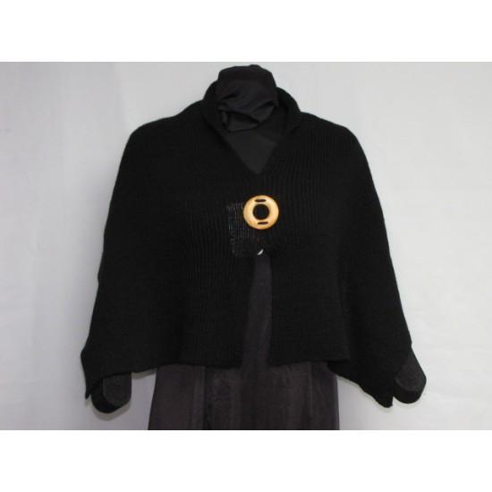 Colerette - noire