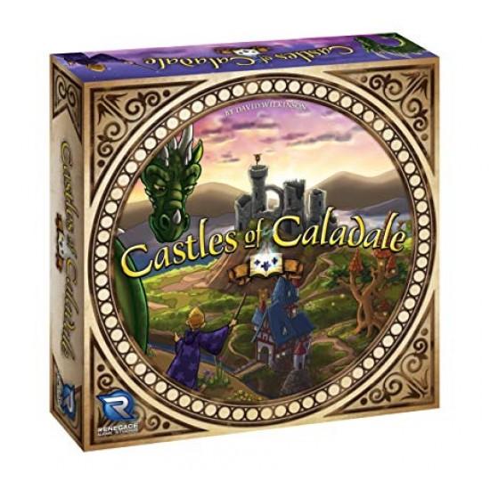 CASTLES OF CALADALE (ANGLAIS)