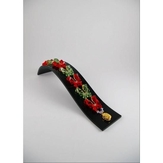 Bracelet de papillons Swarovski