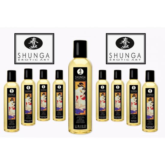 Shunga - Huile de Massage