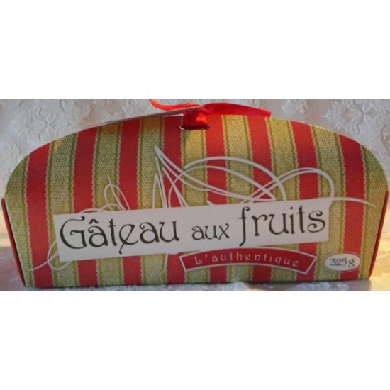 Gâteaux aux fruits , 2018  ,  325 g