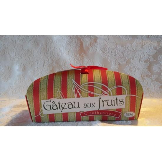 Gâteau aux fruits 2016 - 325 g
